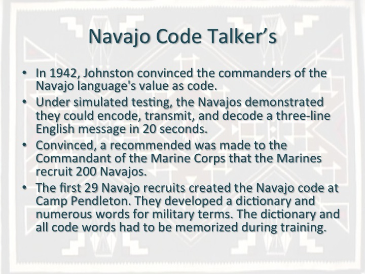 Code Talker: A Novel About the Navajo Marines of World War Two Summary & Study Guide